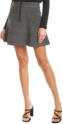 David Lerner Waverly Mini Skirt