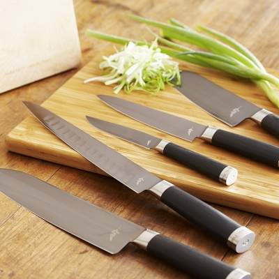 Michel Bras 7-Piece Knife Set