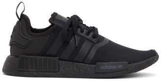 adidas Black NMD-R1 Sneakers