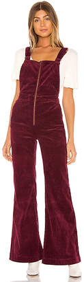 ROLLA'S Eastcoast Corduroy Flare Overall