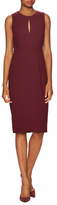 Ava & Aiden Keyhole Neck Sheath Dress