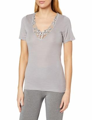 Damart Women's T-Shirt Manches Courtes THERMOLACTYL