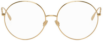 Christian Dior Gold DiorSignature02 Glasses