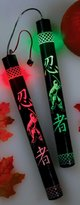 Fun World Costumes Color Changing Light Up Nunchucks