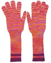 Missoni Wool Multicolor Gloves