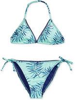 Roxy 2-Pc. Jungle-Print Bikini Swimsuit, Big Girls (7-16)