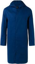 MACKINTOSH hooded coat - men - Cotton - 44