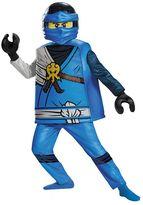 Kids Lego Ninjago Jay Deluxe Costume