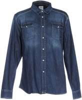 9.2 By Carlo Chionna Denim shirts - Item 42617312