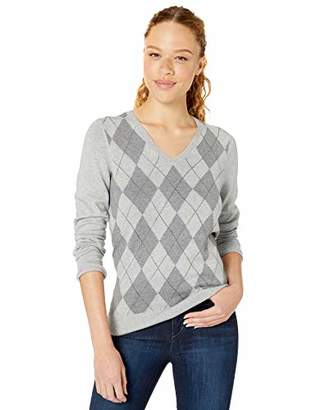 Amazon Essentials Lightweight V-neck Sweater