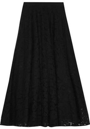 Max Mara Marilyn Corded Lace Midi Skirt