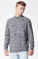 PacSun Big Mock Neck Sweater