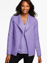 Talbots Double-Face Jacket