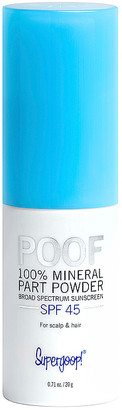 Supergoop! Poof 100% Mineral Part Powder SPF 45