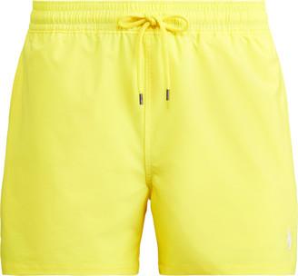 Ralph Lauren 4-Inch Slim Fit Swim Trunk