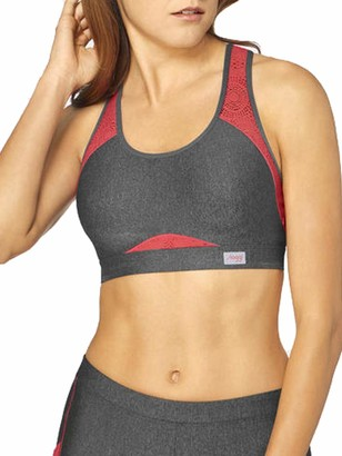 Sloggi Women's Move Fly W Non-Padded Wired Bra
