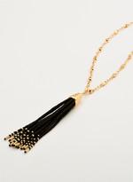 Gorjana Salina Beaded Long Necklace
