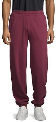 Russell Park Oversized Cotton-Blend Sweatpants