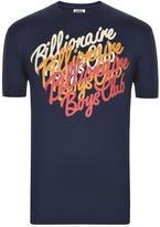 Billionaire Boys Club Script Logo T Shirt