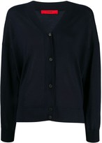 Roberto Collina oversized V-neck cardigan