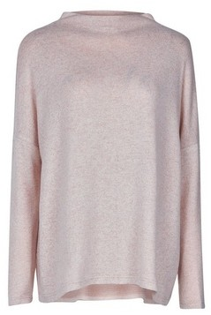 Dorothy Perkins Womens Only Pink High Neck Jumper, Pink