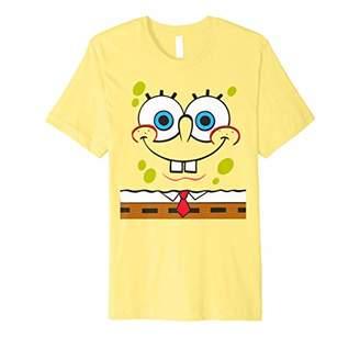 Nickelodeon Spongebob Squarepants Large Face T-Shirt Premium T-Shirt