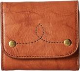 Frye Campus Rivet Medium Wallet Wallet Handbags