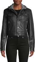 LAMARQUE Leather Moto Jacket