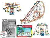 Knex K'NEX Education Amusement Park Experience Kit