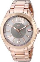 Tommy Hilfiger Women's 1781369 Casual Sport Dial Rose Gold Bracelet Watch