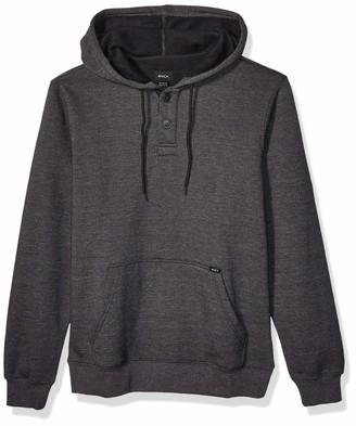 RVCA Men's Vista Hooded Sweatshirt