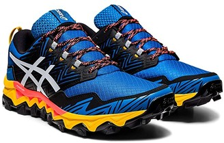 Asics GEL-Fujitrabuco(r) 8 (Directoire Blue/Carrier Grey) Men's Running Shoes