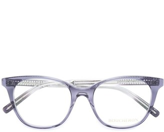Boucheron Eyewear cat eye glasses