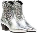 Saint Laurent 'rock 40' Cowboy Ankle Boots