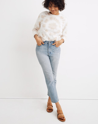 Madewell The Tall Curvy Perfect Vintage Jean in Fitzgerald Wash