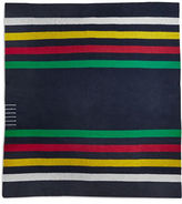 HBC Hudson'S Bay Company Iconic Point Blanket Navy