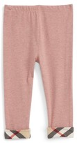 Burberry Infant Girl's Penny Leggings