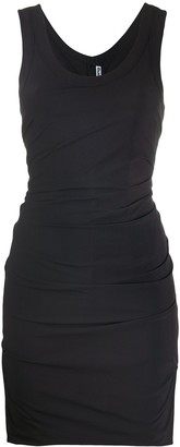 Alexander Wang Ruched Mini Dress