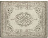 Pottery Barn Elyse Printed Rug - Gray