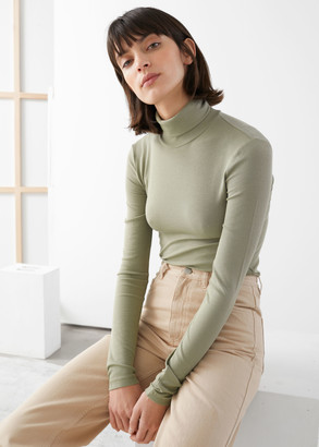 And other stories Double Layer Turtleneck