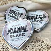 lovehart Personalised Vintage Graphic Compact Mirror
