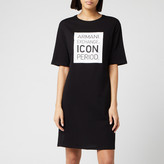 Armani Exchange Women's T-Shirt Dress