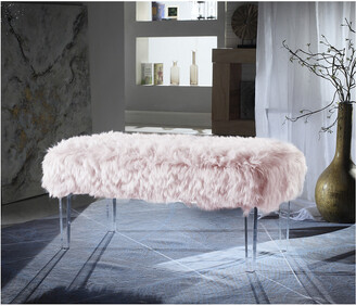 Chic Home Trento Pink Bench