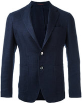 The Gigi - patterned blazer - men - Silk/Linen/Flax - 46