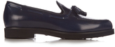 Tod's Gomma tassel leather loafers