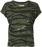 Current/Elliott camouflage T-shirt
