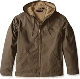 Wolverine Men's Big-Tall Stonewall Sherpa Lined Duck Jacket