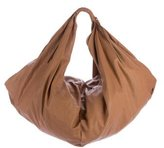 Maison Margiela Large Leather Hobo