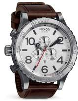 Nixon Men's The 51-30 Chronograph Watch, 51.25mm
