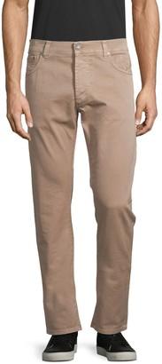 Isaia 2-Piece Slim-Fit Jeans & Cotton Bandana Set